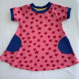 Hanna Andersson dress with pockets. Girls 3T